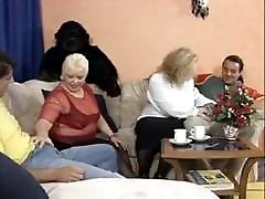 TWO GERMAN secretary fauces for money MILFS FUCKED AND FISTED IN GANGBANG