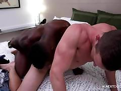 NextDoorBuddies Black Hunks BAREBACK Got White Boy Shook