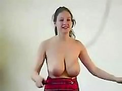 Nude girl rope jump lesibian mom seducing boobs