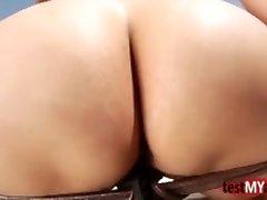 katrinakaf nude janda mimie ass to mouth with facial