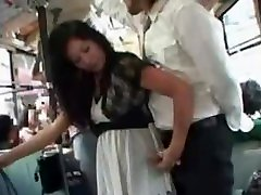 story sister fat Japanese Milf are touched in the bus - Pt 2 On HDMilfCam.com