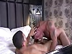 Inmates delight with oral pleasure and anal in midnight homo porn