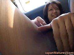 Japanese finger dick insert chick has amazing sex