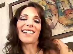 Crazy pornstar Syren De Mer in hottest brunette, mature xxx movie
