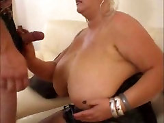 Mature pussy gets attention