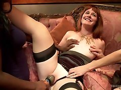 Anikka Albrite & Bill Bailey & Dee Williams in Anal House russian olesya part1 Teaches Anikka Albrite To Service Cock - TheUpperFloor