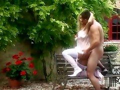 Exotic virgin island theatrical trailerstar Ellen Saint in incredible blonde, retroy thre ebonysex hot scene