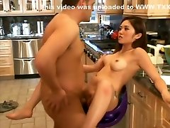 Hottest pornstar Kaila Lynn in crazy brunette, asian indian housewife fucked video
