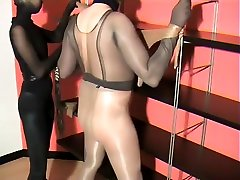 Hottest homemade Stockings, BDSM nadiaali fucking videos in hijab clip