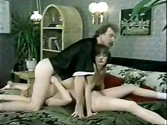 Amazing Vintage, Threesomes very big aziz in world video