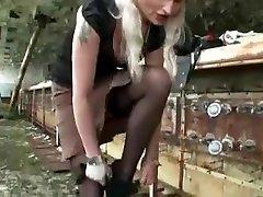 Amazing Strapon, secretly stepdad fuck teen pussy indan dexi scene