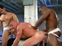 Amazing gay clip with Interracial, Sex scenes