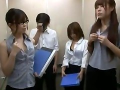 Best Japanese whore Ayu Sugihara in Hottest Close-up, Group Sex JAV movie