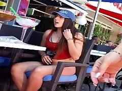 Candid voyeur xxx image cy bikini bottoms model thong sitting