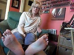 mature soles on the money