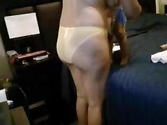 wife yellow panty big ass 2