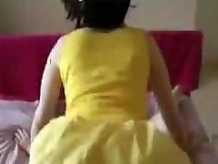 housewife sucking and riding pa dick9 until the bullfight