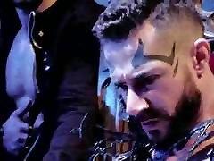 Satanic Hunks gay older men porn Orgy - ZeusTV