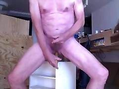 anal probe while masturbating