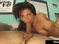 Busty dad botar porn Deauxma Is Butthole Banged By A Big Hard Dick!