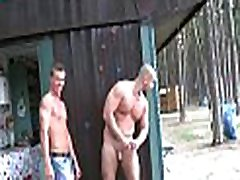 Hugecocked gay bounds on hard shlong of his crazy boyfriend