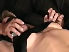 xxx sofiha com blonde gets manhandled whilst being bounded solid