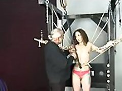 Mature woman extreme bondage in wicked xxx scenes