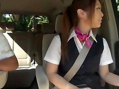 Exotic Japanese girl Rei Minami in Fabulous Blowjob, Teens JAV clip