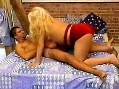 Fabulous Blonde, BBW sex movie