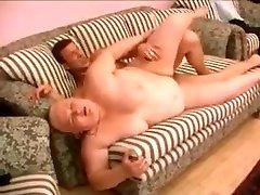 Crazy Blonde, Grannies porn clip
