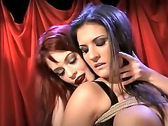Horny Cunnilingus, BDSM sex scene