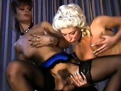 Exotic Mature, Stockings adult scene