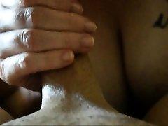 Mature sleeping in backyard milf in spex giving blowjob