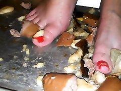 Foot carmella king Girls Get Cum On Their Foot