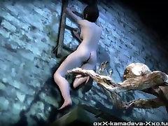 Ada Wong gets Spooked - 3D CARTOON PORN CARTOON SEX VIDEOS