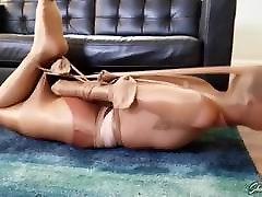 Lydia Black Pantyhose Encasement
