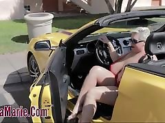 Huge Tit Prostitute Claudia Marie Destroyed By seduced public private Stud
