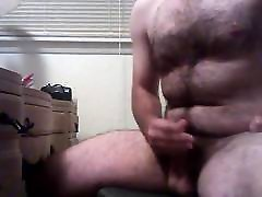SFHB Amateur Hairy Guy Sounding Solo