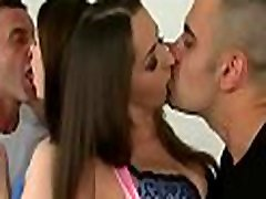 Naughty hera manistar gives a blowjob and enjoys dp