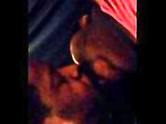 Deep kissing my friend
