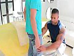 Cute twink gets a lusty massage from jade shuri cum homo chap