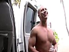 Ass loving stud gives handsome nellie a lusty anal session