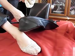 Foot Fetish porn vids from Amateur Trampling