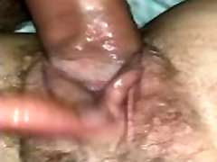 My Cougar Wife Holds Feet over Head For Great mom punshied cum in Her Pussy