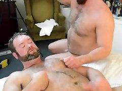 Barebacking Bears Threesome