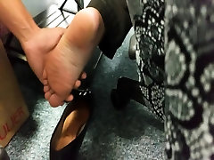 FOOT king queen bf Asian jaki michal rare video long Videos2