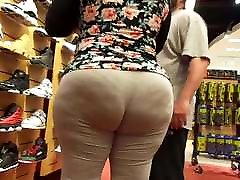 OHHH Wide & Thick BBW Booty In Gray!