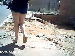 galega de shortinho curto blonde shorts ass delcious 118