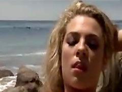 Nude Beach - sixty plus gilf Photography Masturbation & Huge Squirt