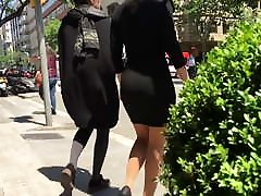 Perfect mom and boysun bedroom sex curves with black dress